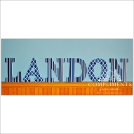 hand painted letters landon